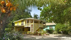 bright colors sell homes on roatan island roatan real estate