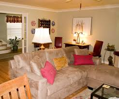 bay window cushions seats with beautiful pink pillwow and calm