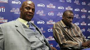 Doc Gooden Ex 1986 Mets - dwight gooden on darryl strawberry he is not my friend mlb