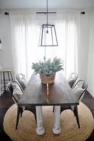 dining chairs for farmhouse table new rustic metal and wood dining chairs liz marie blog farmhouse