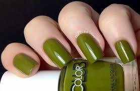 nail polish wars color club safari garden collection swatch u0026 review