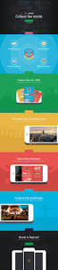 cool app websites layer concept layering app and concept web