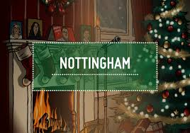 christmas nottingham comedy shows glee club christmas parties
