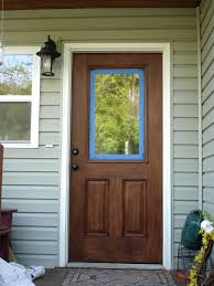 Stain For Fiberglass Exterior Doors Charming Paint Or Stain Fiberglass Exterior Doors And Colors