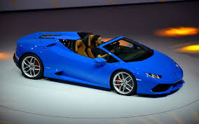 Lamborghini Huracan Spyder - lamborghini huracan spyder picture gallery photo 2 13 the car