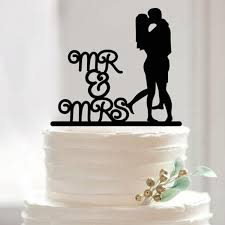 black wedding cake toppers wedding cake topper cake decorating acrylic custom cake