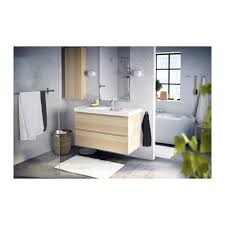 Bathroom Wall Cabinet With Drawers by Godmorgon Wall Cabinet With 1 Door High Gloss White Ikea