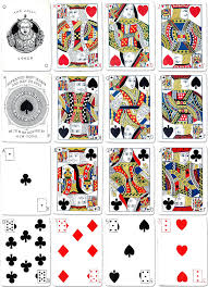 Joker Playing Card Designs Ivorette The World Of Playing Cards