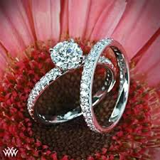 engagement marriage rings images Engagement ring vs wedding ring what 39 s the difference jpg