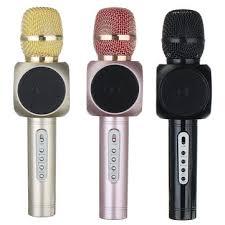 film thailand di ktv e103 handheld ktv karaoke wireless microphone bluetooth speaker mic
