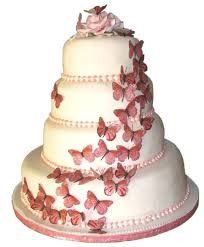 butterfly wedding cake wedding cakes best butterfly wedding cakes design ideas