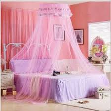 Purple Bed Canopy Mosquito Nets For Beds Beautiful Bed Net Mesh Room Decoration