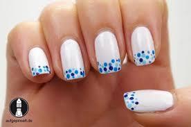 n gel selber designen nagellack muster selber machen leicht zum nägel lackieren muster