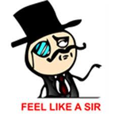 Like A Sir Meme - feel like a sir meme face roblox