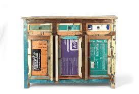 credenza prezzo credenza colorata legno riciclato offerta on line prezzo