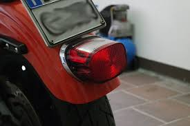 how to replace rear taillight bulb on harley davidson sportster