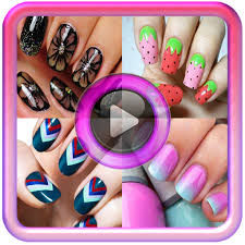 beauty tutorial nail art video android apps on google play
