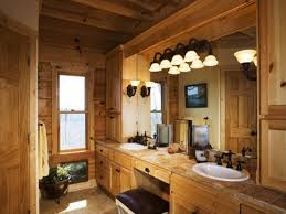 western bathroom designs bathroom ideas western rustic bathroom decor with built in