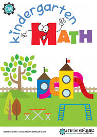 grade pre k kindergarten subject math kindergarten math