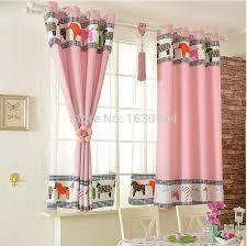 2015 sale cortina for pony cartoon children u0027s room curtains korean