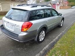 2006 subaru outback xt awd auto sales
