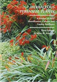 manual of herbaceous ornamental plants 9780875634333