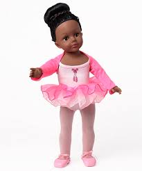 18 american ballerina doll by madame