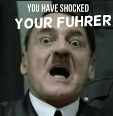 Shocked Meme - shocked hitler is shocked hilar funnies pinterest memes