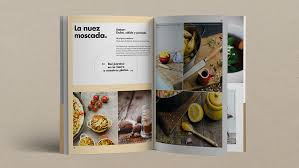 le cuisine design colours of spice caign for le creuset nomon design