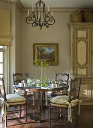 Dining Room Chair Cushions With Ties 84 Best Dining Room Country Style Interior Images On Pinterest