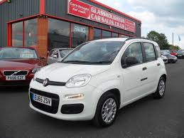 used fiat panda and second hand fiat panda in castleford