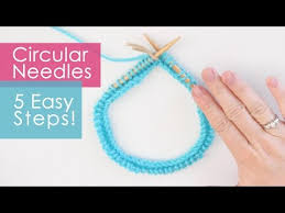 knitting pattern for socks using circular needles how to knit on circular needles in 5 easy steps knitting tools
