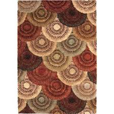 Brown And Orange Area Rug Buy A Living Room Rug Or Outdoor Rug From Rc Willey