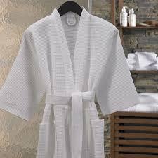 buy luxury hotel bedding from marriott hotels waffle kimono robe