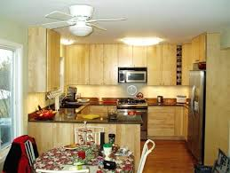 Ceiling Fans For Kitchens With Light Kitchen Best Kitchen Ceiling Fans With Lights Small Cabinets And