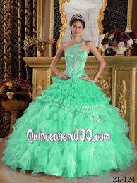 green quinceanera dresses apple green one shoulder quinceanera dress gown with beading