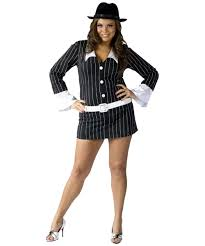 plus size halloween costume gangster plus size costume women halloween costumes