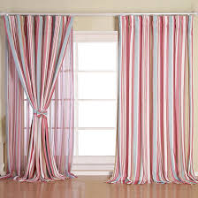 Blue And White Striped Drapes Simple Inexpensive Decorative Pink And Baby Blue Striped Curtains