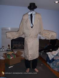 invisible halloween costume invisible man costume