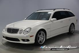 2005 mercedes amg e55 pre owned miscellaneous for sale for sale at enthusiast auto
