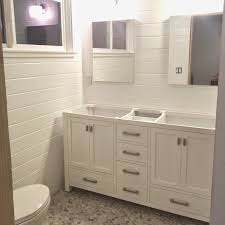 Small Cottage Bathroom Ideas Comfortable Small Cottage Bathroom Decor With White Sink Vanity