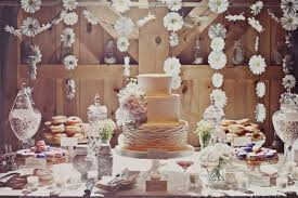 Handheld Desserts And Dessert Table Displays Mywedding