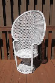 Spray Paint Wicker Patio Furniture - intro choosing wicker rattan chair to diy paint w suga lane