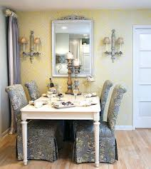 coastal dining room table coastal dining room with beachy blue dining chairs hgtv superb
