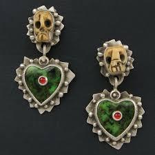 jim earrings jim dunakin collection talich