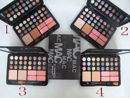 whole mac eyeshadow make up kit 24 color