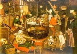cuisine au moyen age les paysans au moyen âge