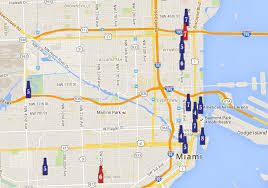Little Rock Zip Code Map Miami Maps Curbed Miami