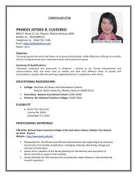 Engineering Resume Australia My First Job Resume First Resume Cv Template Examples My
