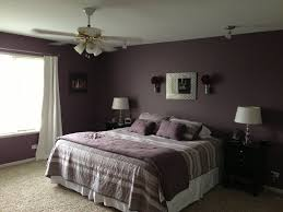 bold color for the bedroom behr wine frost everything